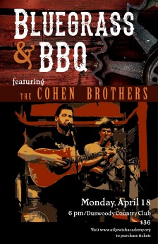 Bluegrass and BBQ poster2