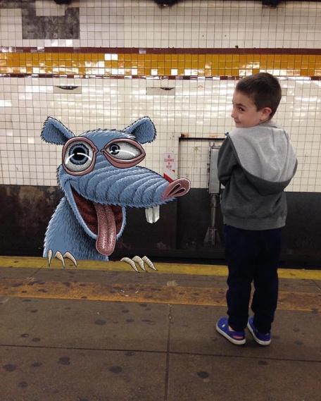 subwaydoodle 2
